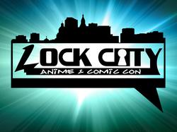 Lock City Anime & Comic Con