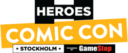 Heroes Comic Con Stockholm