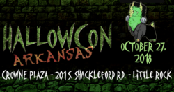 HallowCon Arkansas 2018