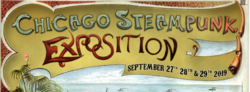 Chicago Steampunk Exposition 2019