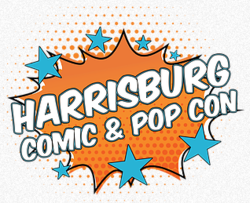Harrisburg Comic & Pop Con 2019