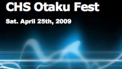 CHS Otaku Fest