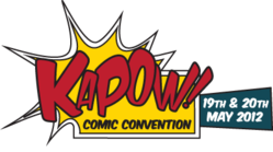 Kapow! Comic Convention