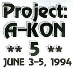 Project: A-Kon