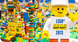 LEGO KidsFest Richmond 2013