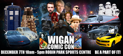 Wigan Comic Con