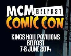 MCM Belfast Comic Con
