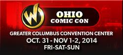 Wizard World Ohio Comic Con