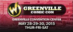 Wizard World Comic Con Greenville