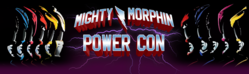 Mighty Morphin Power Con