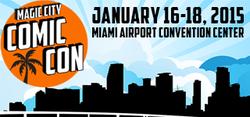 Magic City Comic Con