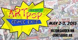 Art Pop Comic Expo