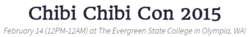 Chibi Chibi Con