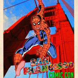 San Francisco Comic Con