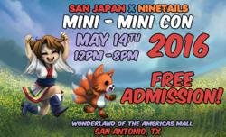 Mini-Mini Con