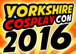 Yorkshire Cosplay Con