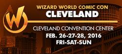 Wizard World Comic Con Cleveland