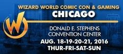 Wizard World Comic Con Chicago
