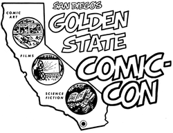 San Diego's Golden State Comic-Con
