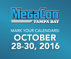 MegaCon Tampa Bay 2016