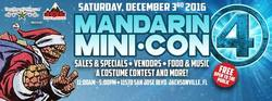 Mandarin Mini Con