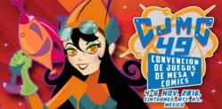 Convención de Juegos de Mesa y Comics