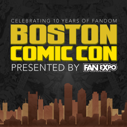 Boston Comic Con