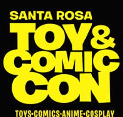 Santa Rosa Toy & Comic Con