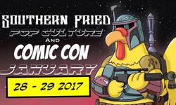 Southern Fried Pop Culture and Comic Con
