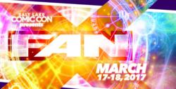Salt Lake Comic Con FanX