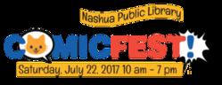 Nashua Library ComicFest