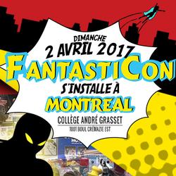 FantastiCon Montreal