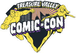 Treasure Valley Comic Con