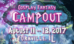 Cosplay Fantasy Campout