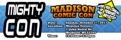 Madison Comic Con