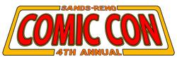 Sands/Reno Comic-Con