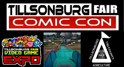 Tillsonburg Fair Comic Con & Video Game Expo