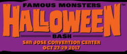 Famous Monsters Halloween Bash