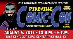Pikeville Comic Con