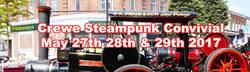 Crewe Steampunk Convivial