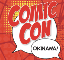 Comic Con Okinawa