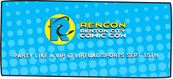 Renton City Comic Con