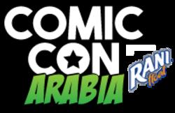 Comic Con Arabia