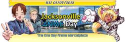 Jacksonville Anime Day