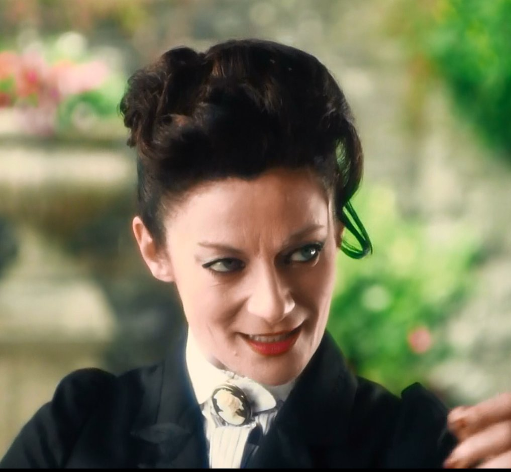michelle gomez the master