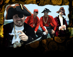 Captain Dan and the Scurvy Crew