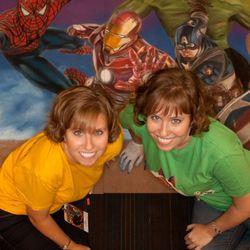 Chalk Twins