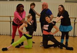Libera Edge Dance Troupe