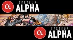 Testeur Alpha