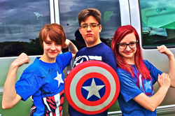 Ariel, Zoey & Eli (AZE)